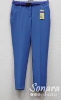Брюки Muray&Co м.9574-167 р.40-48(46-54) голубой