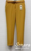 Брюки Muray&Co м.9574-167 р.40-48(46-54) желтый