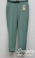 Брюки Muray&Co м.9574-167 р.40-48(46-54) зеленый