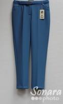 Брюки Muray&Co м.9750-166 р.38-46(44-52) голубой