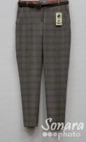 Брюки Muray&Co м.9803-242 р.38-46(44-52) коричневый