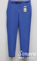 Брюки Muray&Co м.9856-857 р.40-48(46-54) голубой