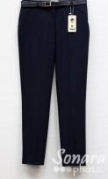 Брюки Muray&Co м.9856-857 р.40-48(46-54) тёмно-синий