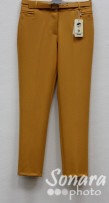 Брюки Muray&Co м.9865-166 р.40-48(46-54) желтый