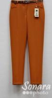 Брюки Muray&Co м.9867-166 р.38-46(44-52) оранжевый