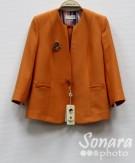 Пиджак Muray&Co м.2032-166 р.38-46(44-52) оранжевый