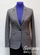 Пиджак Muray&Co м.2990-293 р.38-46(44-52) черный