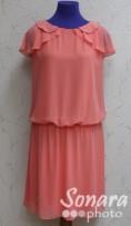 Платье Gemko м.13200 р.1,3(44,48) оранжевый