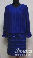 Платье Fomanta м.4002 р.44-50(50-56) синий