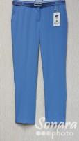 Брюки Muray&Co м.8967-740 р.38-46(44-52) голубой