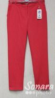 Брюки Muray&Co м.8967-966 р.38-46(44-52) красный