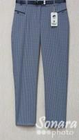 Брюки Muray&Co м.9414-851 р.38-46(44-52) синий