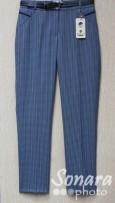 Брюки Muray&Co м.9533-952 р.38-46(44-52) синий