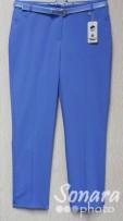 Брюки Muray&Co м.9555-970 р.44-50(50-56) голубой
