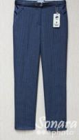 Брюки Muray&Co м.9570-995 р.38-46(44-52) синий
