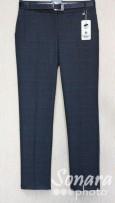 Брюки Muray&Co м.9606-151 р.38-46(44-52) синий