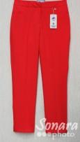 Брюки Muray&Co м.9624-970 р.44(50) красный