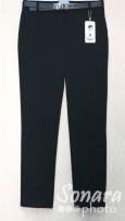 Брюки Muray&Co м.9683-796 р.38-46(44-52) черный