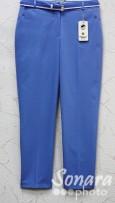 Брюки Muray&Co м.9737-970 р.40-48(46-54) голубой