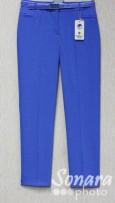 Брюки Muray&Co м.9753-857 р.38-46(44-52) голубой