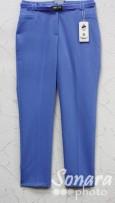 Брюки Muray&Co м.9767-970 р.38-46(44-52) голубой