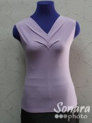 Блузка Egeline м.1095 р.38-44(44-50) лиловый