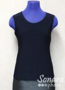 Блузка Muray&Co м.237 р.38-44(44-50) темн.синий