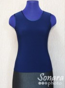 Блузка Muray&Co м.237 р.38-44(44-50) синий