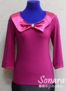 Блузка Fellinaz м.331 р.2-6 (44-52)розовый