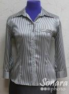 Блузка Fellinaz м.44 р.2-4(44-48) черный