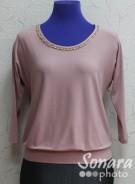 Блузка Fomanta м.3357 р.44(50) розовый