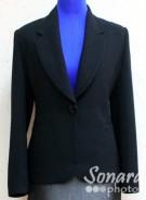 Пиджак Fomanta м.5067А р.42-52(48-58) черный