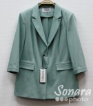 Пиджак Fomanta м.5348 р.42-50(48-56) зелёный