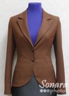 Пиджак Muray&Co м.2345-768 р.38-46(44-52)коричневый