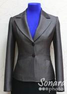 Пиджак Muray&Co м.5833-508 р.38-50(44-56)коричн,серый