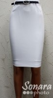 Юбка Muray&Co м.6728-970 р.38-46(44-52) белый