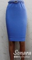 Юбка Muray&Co м.6728-970 р.38-46(44-52) голубой