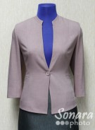 Пиджак Muray&Co м.2746-857 р.38-46(44-52) розовый