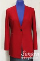 Пиджак Muray&Co м.2786-837 р.42-48(48-54) красный