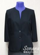 Пиджак Muray&Co м.2902-770 р.44-50(50-56) чёрный