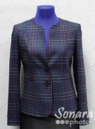 Пиджак Muray&Co м.2978-213 р.42-48(48-54) синий