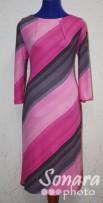 Платье Reva&Ro м.2422 р.42-46(48-52) розовый