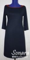 Платье Reva&Ro м.7387 р.38(44) синий